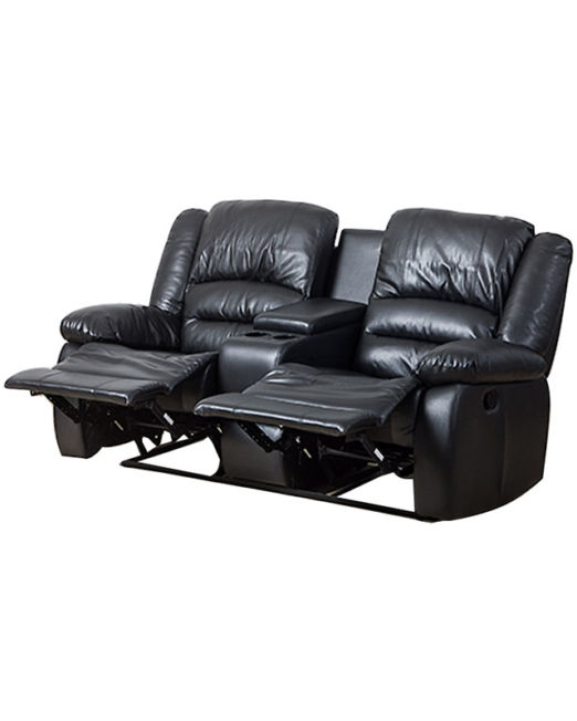 MARTIN 2 SEATER RECLINER BONDED LEATHER