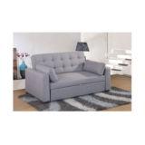 Loft Sofa Bed 2 Seater Grey