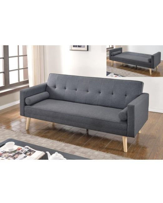 993010 Scandi 3 Seater Sofa Bed