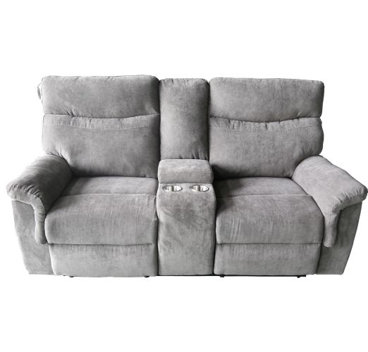Surin Recliner 2 Seater with Centre Console