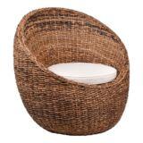 Moon Chair Abaca