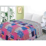 Casa Rosso Vintage Quilt QB Pink Patchwork