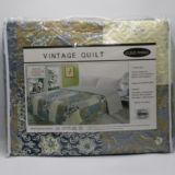 Casa Rosso Vintage Quilt KB Blue Patchwork