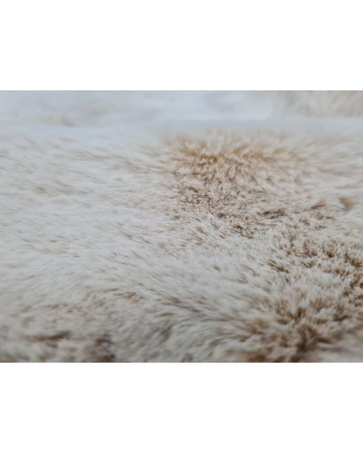 985828 Lapin Rug Taupe 60x90cm (1)