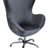 Hydro Chrome Chair Grey