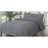 Wash Comforter Dove Grey