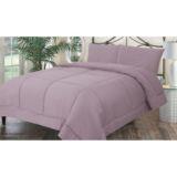 Wash Comforter Mauve