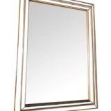 Classic Edge Gold Mirror 74 x 104cm