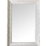 Matt White Boho Mirror 60 x 90cm