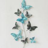 Multi Butterfly Wall Art 39 x 91cm