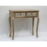 Boho 2 Drawer Sofa Table Ornate