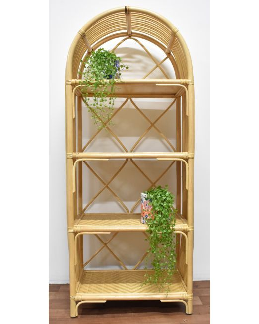 975102 Shelf 4 Tier Rattan (2)