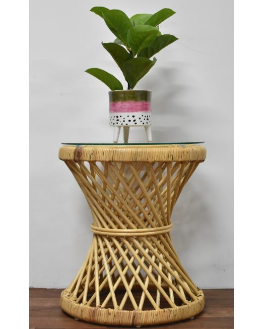 983803 Side Table Rattan