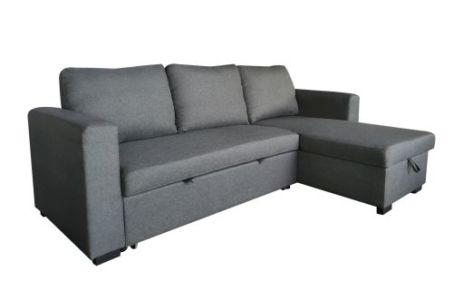 Holly Sofa Bed Grey