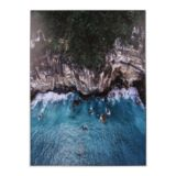 Frame Canvas Coast
