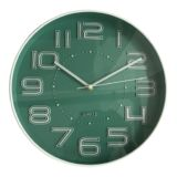 Flynn Clock Teal