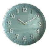 Bayside Clock Blue