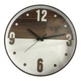Gabby Clock 2 Tone Veneer