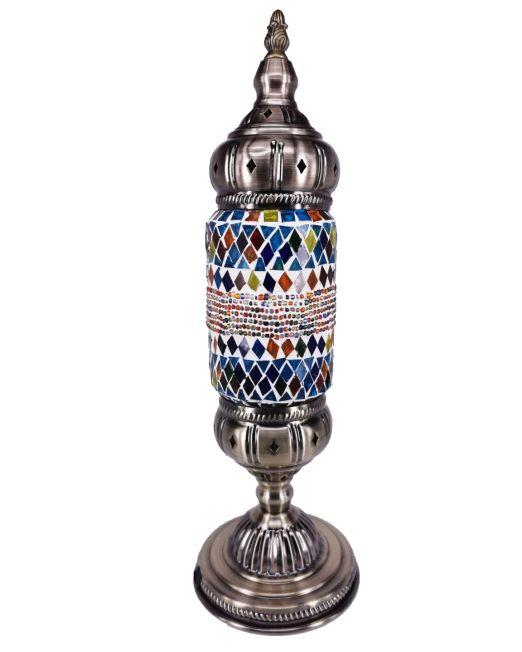571642 LAMP TURKISH TALL 14X28CM 3A (2)