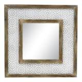 Mirror White Wash 60cm