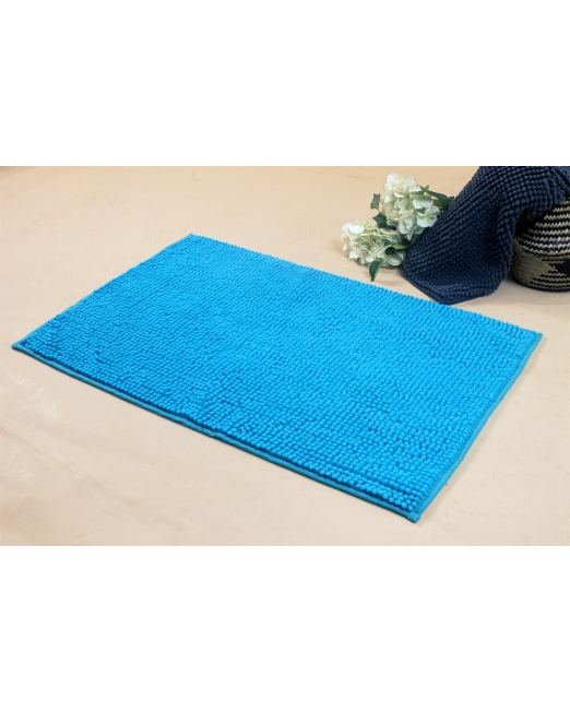 036099 - BATH MAT CHENILLE TOGGLE BLUE (1)