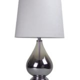 Touch Lamp White 52cm