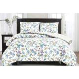 Fresh Floral Comforter Set
