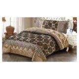 Comforter Set Gold Fleur