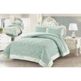 Lotus Morning Mist Comforter Set