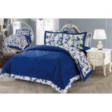 Wendy Blue Comforter Set