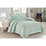 Lilian Mint Green Comforter Set