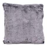 Lapin Cushion 2 Tone Black/Grey