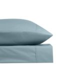 Thermal Flannel Sheet Set Denim