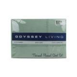 Thermal Flannel Sheet Set Olive