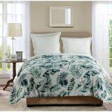 Vintage Comforter Blue Jungle