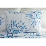 Vintage Pillowcase Pinsonic Stitch Feather Dreamcatcher 2pc