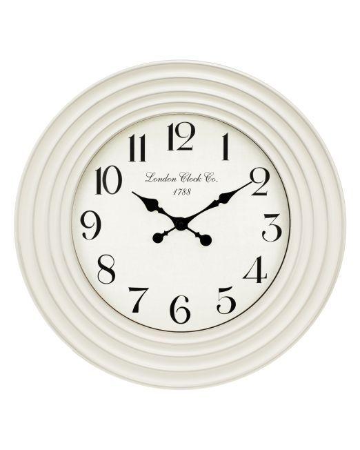 926106 Clock with Rippled Edges 57cm